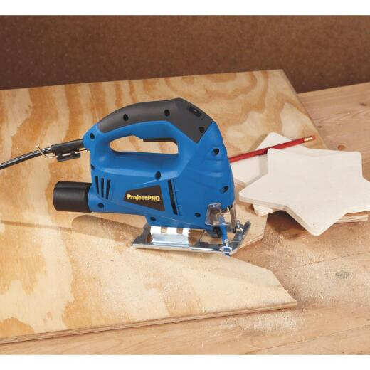 Project Pro 4.5A Variable Speed Jig Saw