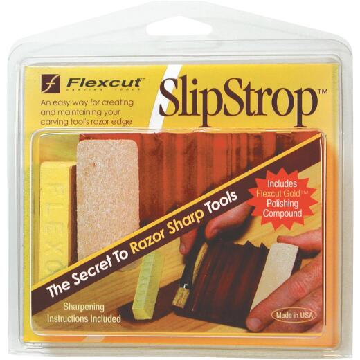 Flex Cut Carving Tool Sharpening Kit