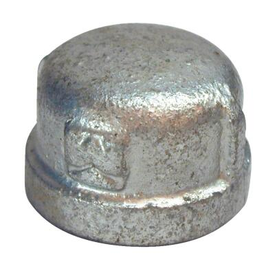 Southland 1/8 In. Malleable Iron Galvanized Cap