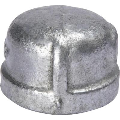 Southland 1/4 In. Malleable Iron Galvanized Cap