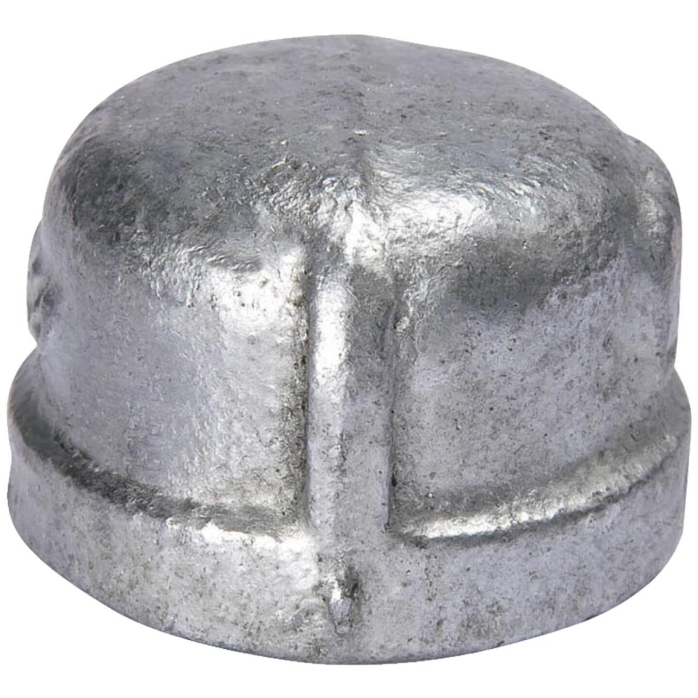 Southland 1-1/2 In. Malleable Iron Galvanized Cap Image 1