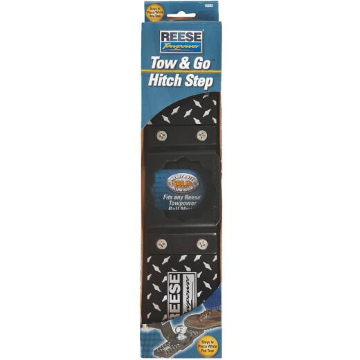 Reese Towpower 500 Lb. Capacity 15 In. L Hitch Step