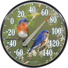 "Acurite 12-1/2"" Fahrenheit -60 To 140 Outdoor Wall Thermometer Image 1"