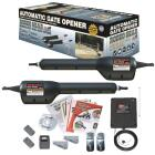 Mighty Mule MM372W 16 Ft. 550 Lb. Smart Dual Gate Opener Kit Image 1