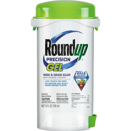 Roundup Precision 5 Oz. Ready To Use Gel Weed & Grass Killer
