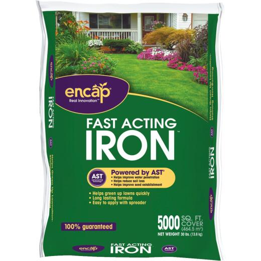 Earth Science Fast Acting Iron, 25 Lb.