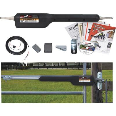 Mighty Mule MM371W 16 Ft. 550 Lb. Smart Single Gate Opener Kit