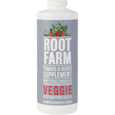Root Farm 1 Qt. Concentrated Liquid Tomato & Veggie Supplement Nutrient Part 2