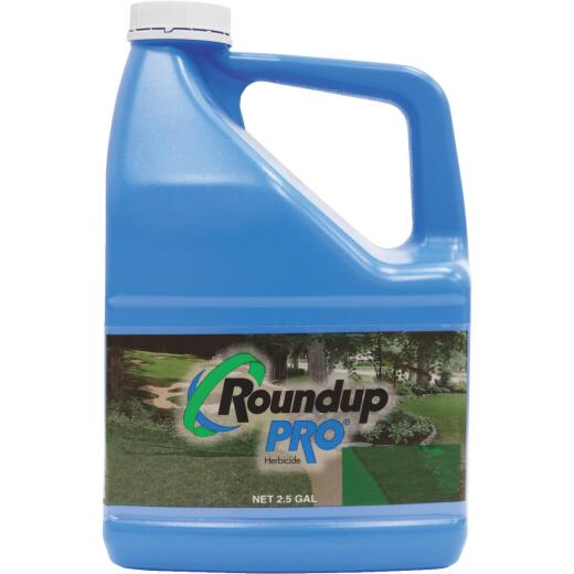 Roundup Pro 2.5 Gal. Concentrate Weed & Grass Killer