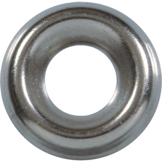 Hillman #6 Steel Nickel Plated Finishing Washer (10 Ct.)