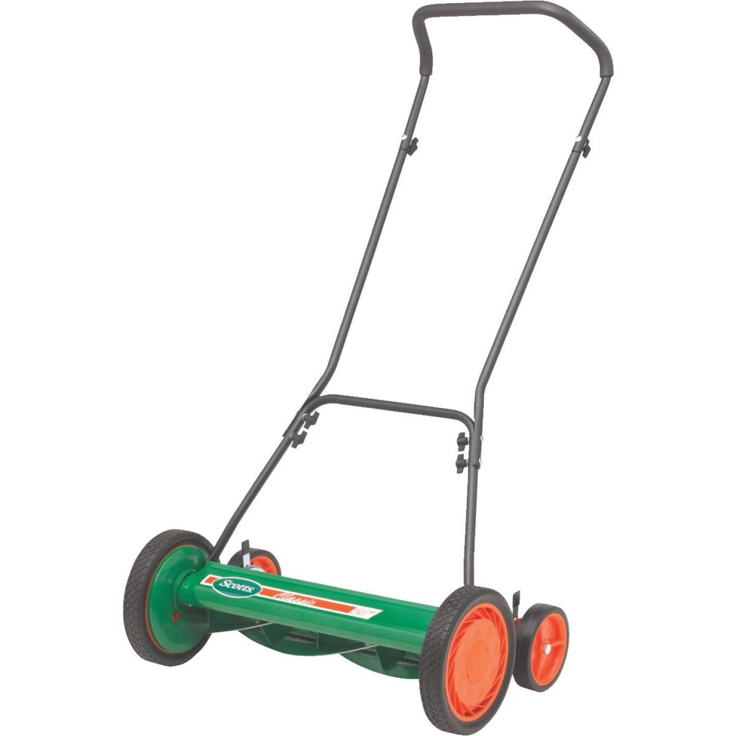 Scotts Classic 20 In. Push Reel Lawn Mower Image 1