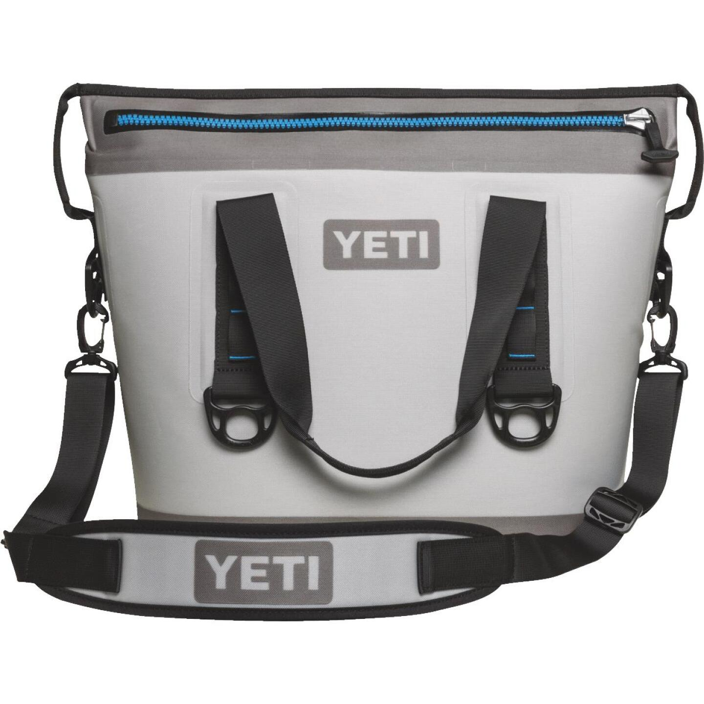 Yeti Hopper Two 20 Gray Soft-Side Cooler (16-Can) Image 1